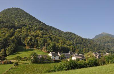 Le village d'Arrodets