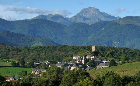 Avezac-Prat-Lahitte et le Pic du Midi