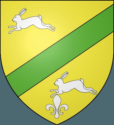 Blason Tournous-Devant