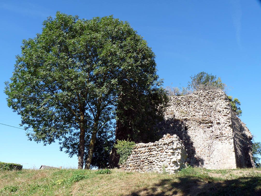 Château de La Barthe-de-Neste