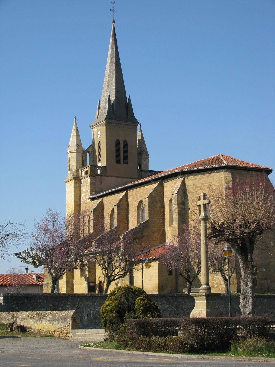 Eglise Saint-Julien-de-Brioude Galan