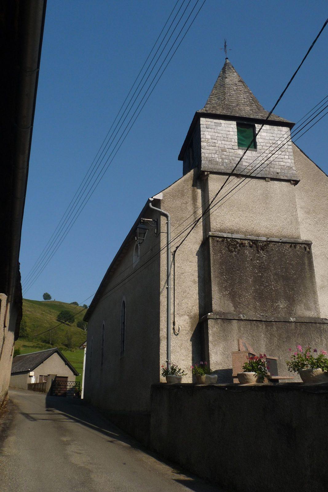 Eglise Espèche