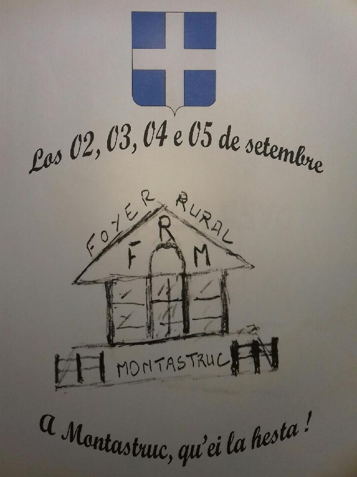Fête locale Montastruc
