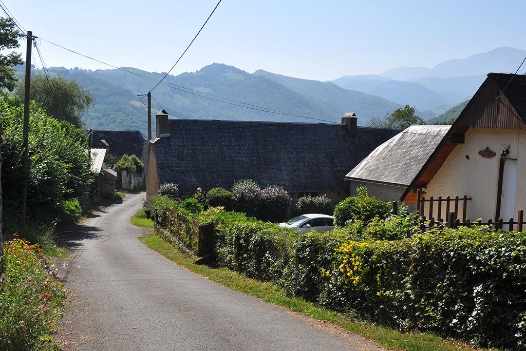 Centre du village Fréchendets