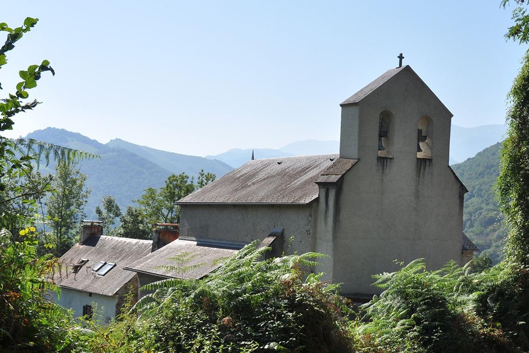 Eglise Fréchendets