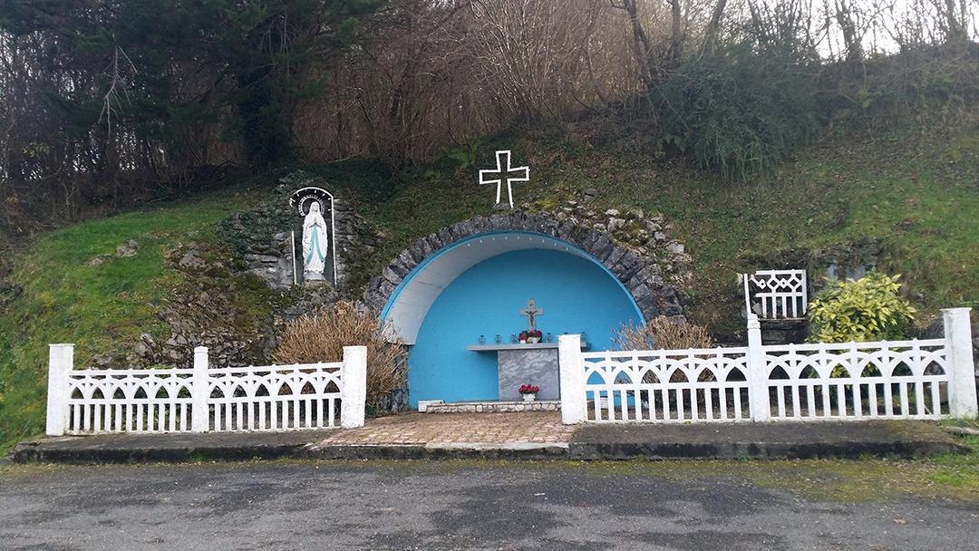 Grotte de la Vierge Marie Montastruc