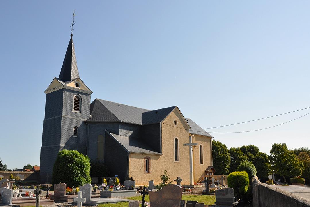 Eglise Houeydets