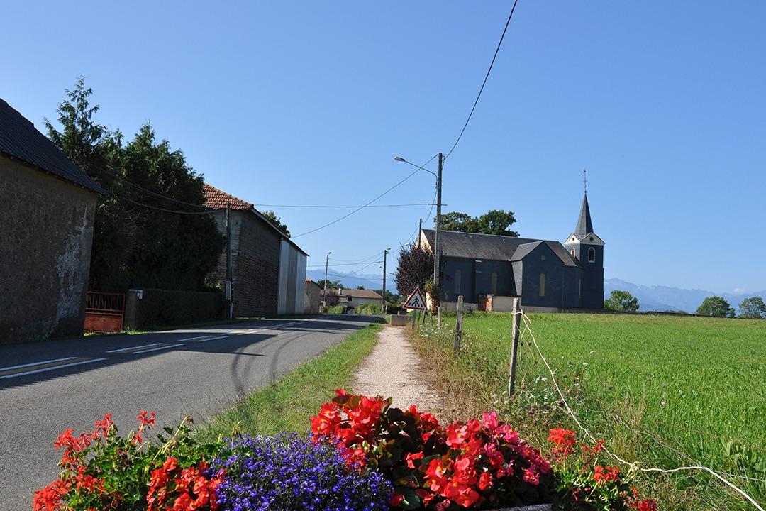 Centre du village Houeydets