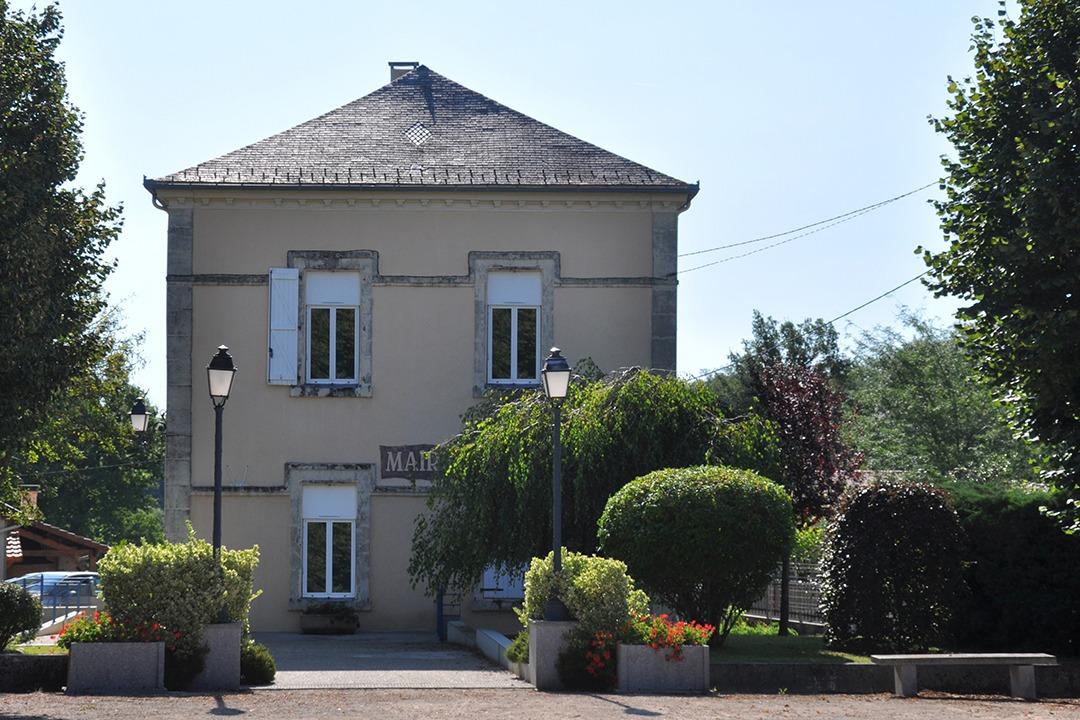 Mairie Houeydets