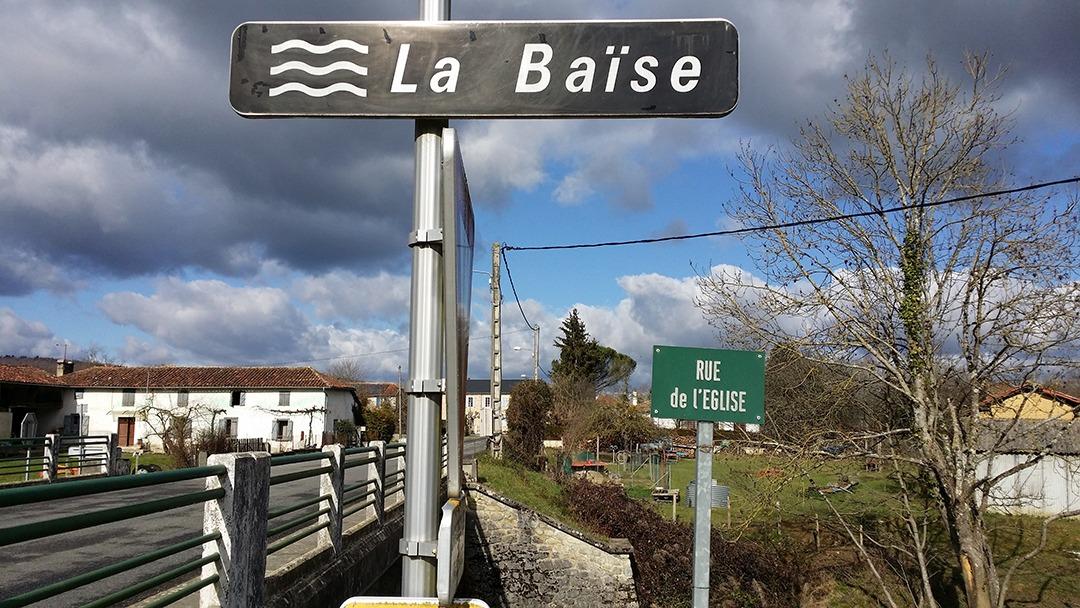 La Baïse à Montastruc