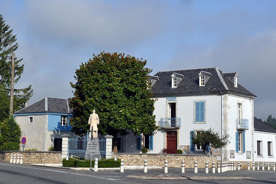 Mairie La Barthe-de-Neste
