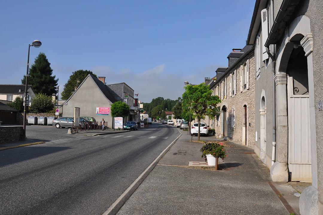 rue de La Barthe-de-Neste