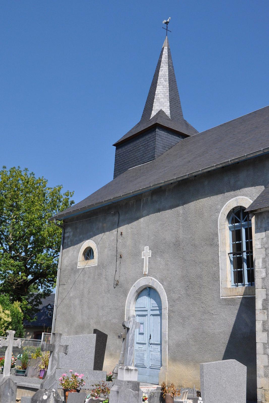 Eglise Lomné