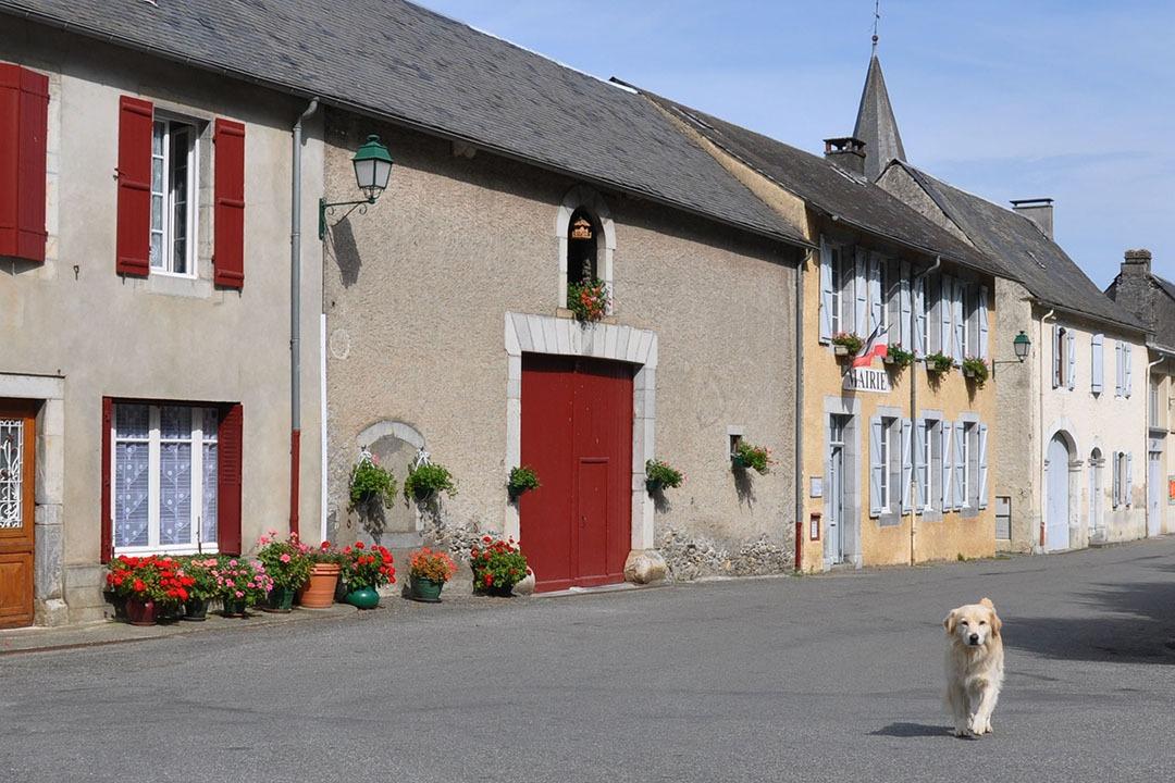 Mairie Lortet
