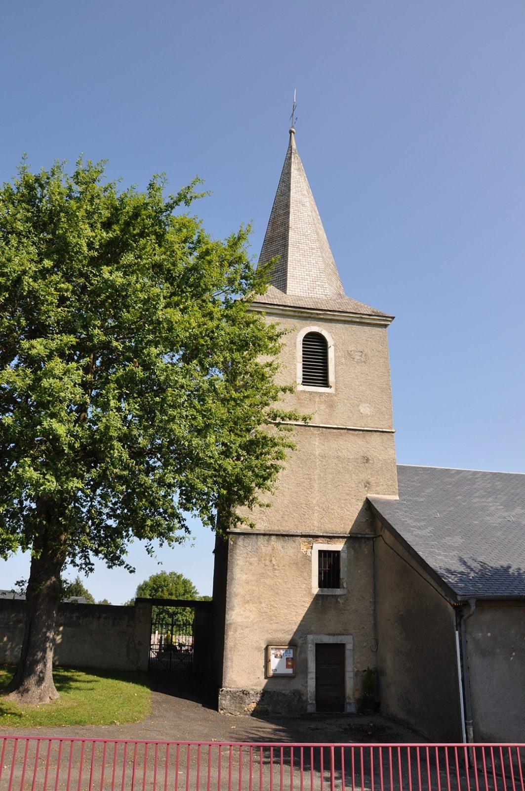 Eglise Lutilhous