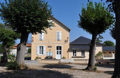 Mairie de Lutilhous