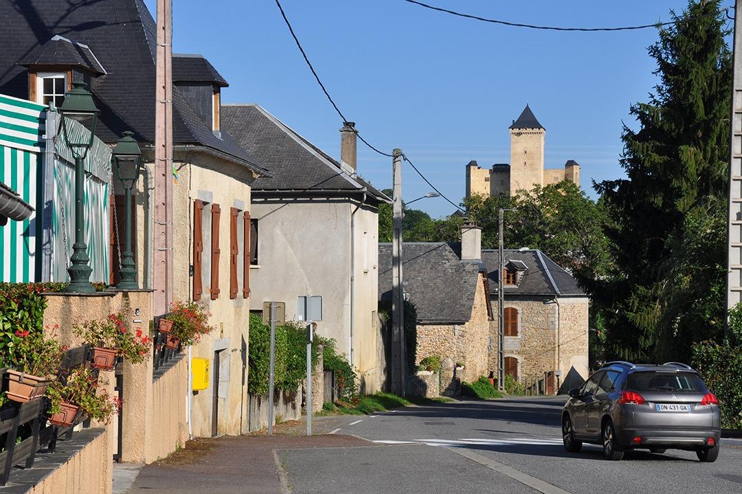 rue du village de Mauvezin