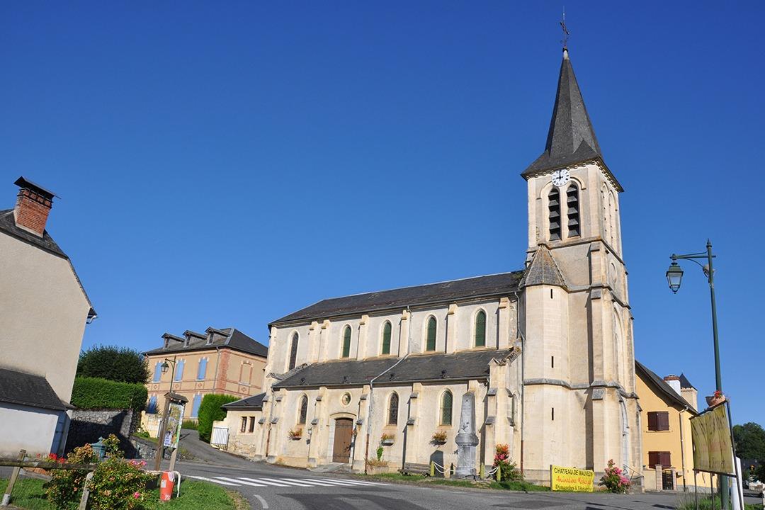 Eglise Mauvezin