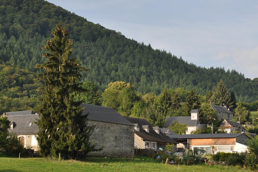 le village de Mazouau