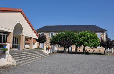 Place du village Montastruc