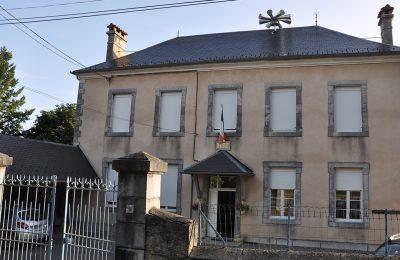 Mairie Montoussé