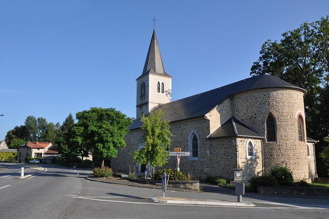 Eglise Pinas