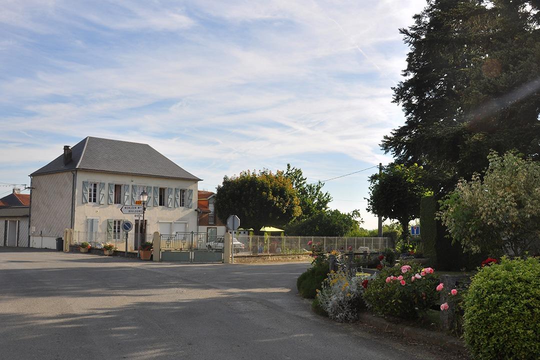 Mairie de Recurt
