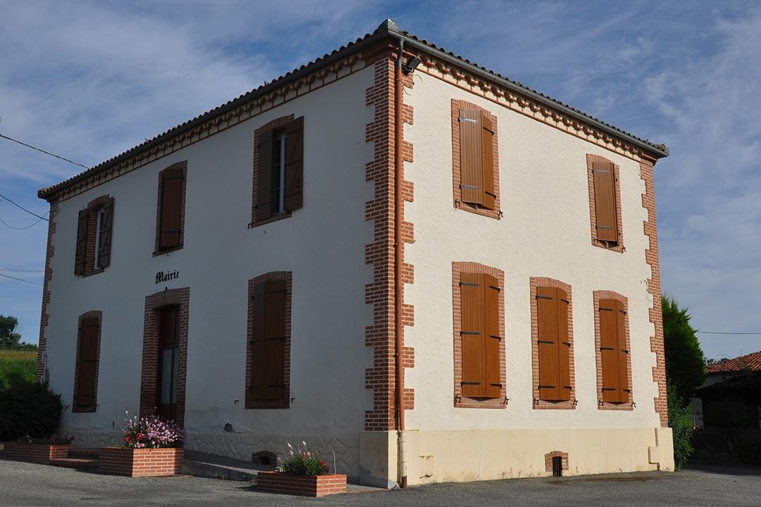 Mairie Sabarros