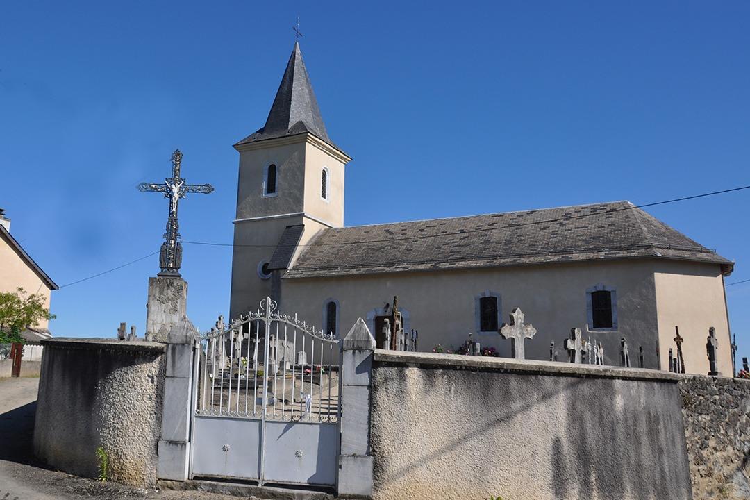 Eglise Sarlabous