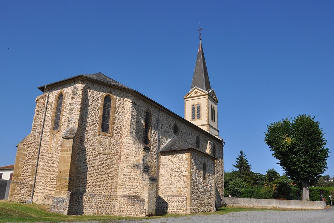 Eglise Sentous