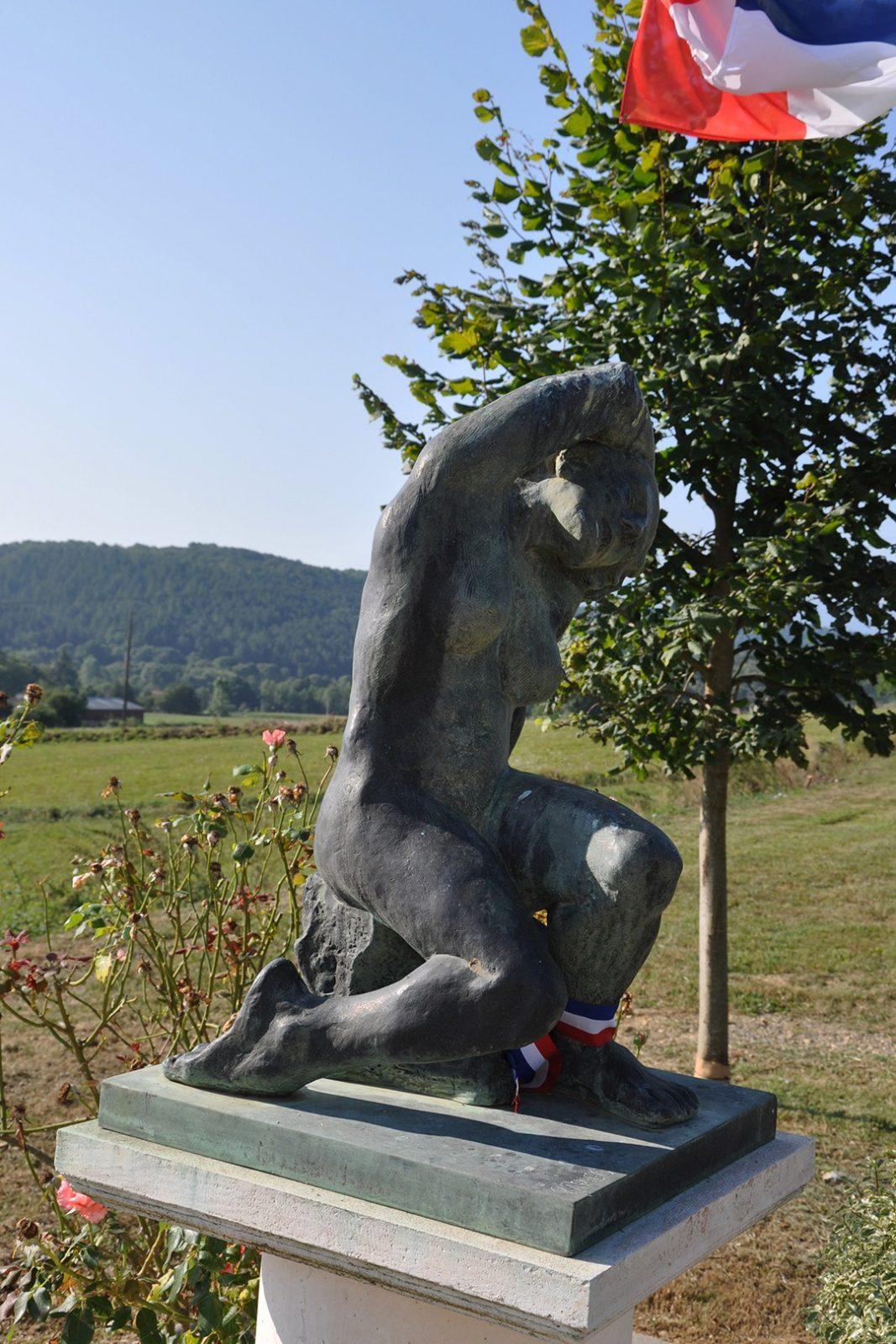 Statue Tajan