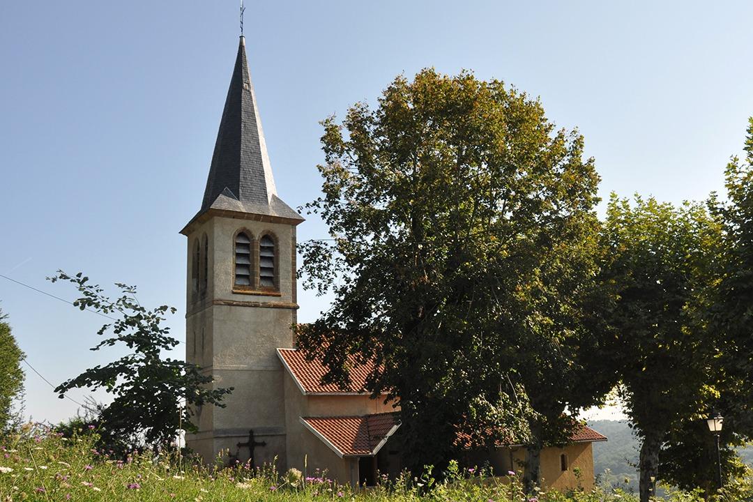 Eglise Tajan
