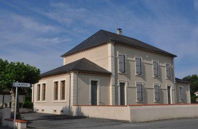 Mairie Tournous-Devant
