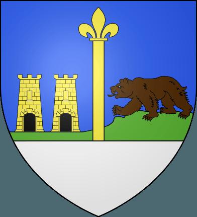 Blason Montoussé