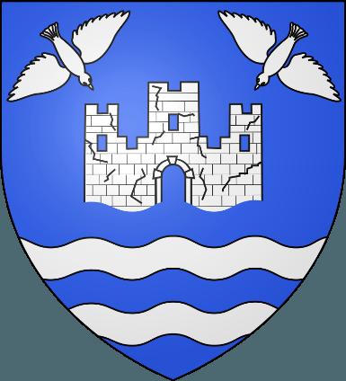 Blason Avezac-Prat-Lahitte