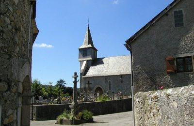Eglise de Bazus-Neste