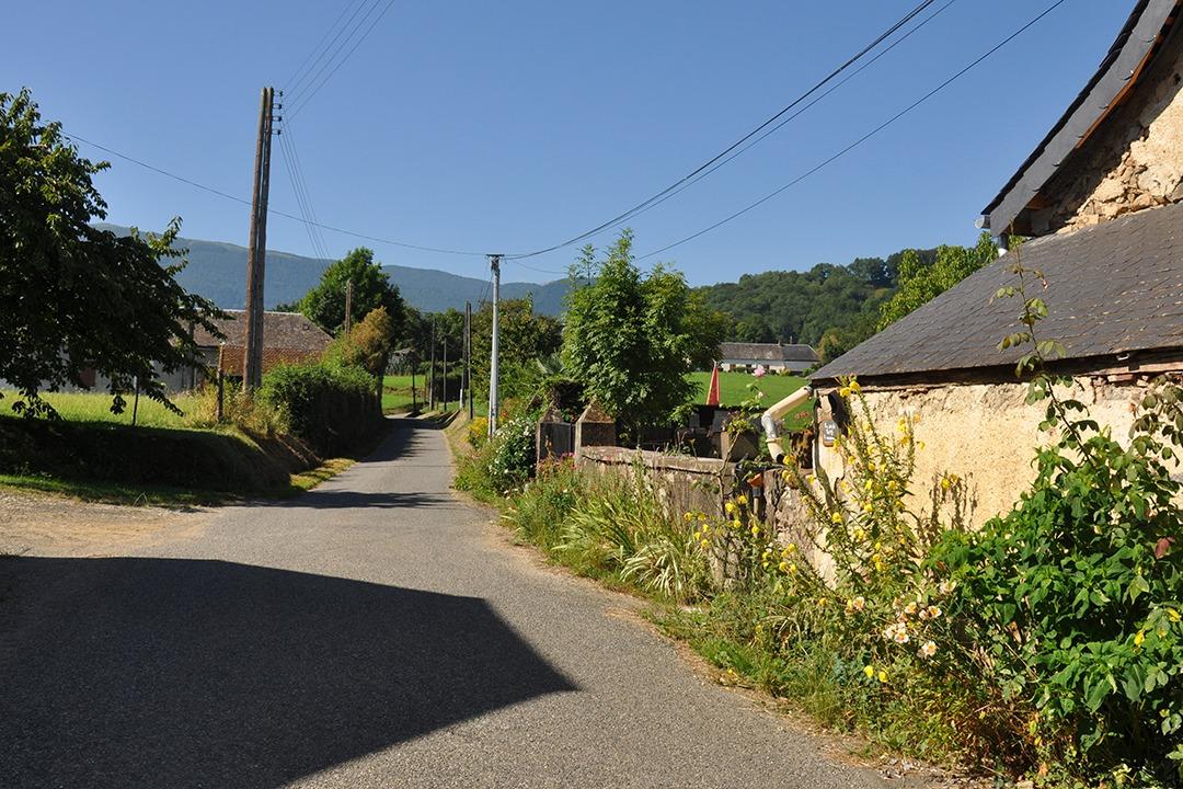 Centre du village Espieilh