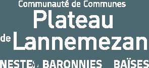 Communauté de Communes du Plateau de Lannemezan