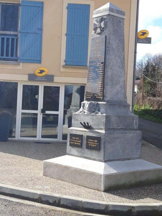 monument arné