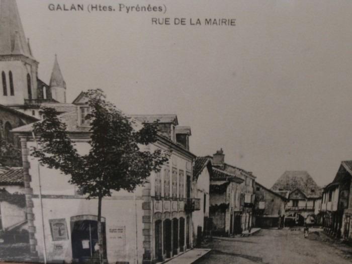 photo ancienne Galan