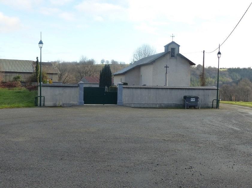 Place de l'Eglise Péré