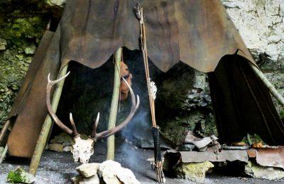 Feu préhistorique Labastide