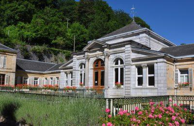 Les Thermes de Capvern-les-Bains