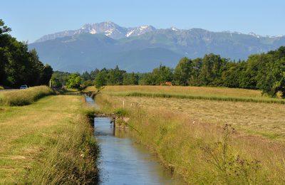 Le Canal de Clarens
