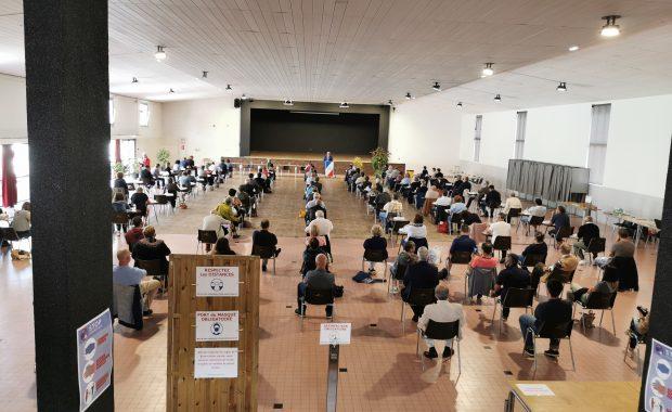 election conseil de communauté