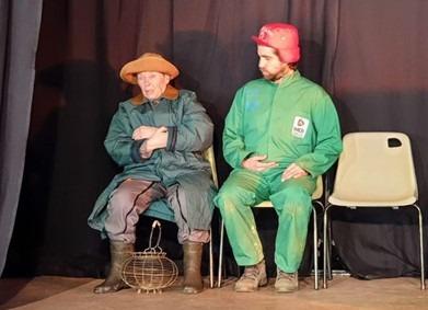 Théâtre janvier 2019